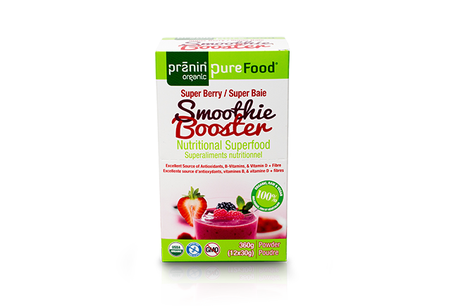 PureFood Smoothie Booster – Super Berry